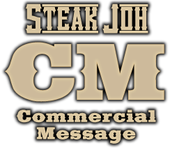 steak joh CM